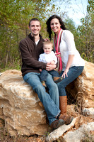 Brittany, Jake and Chase - Family Photos