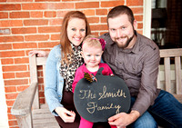 Smith Family - Fall 2013